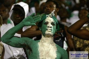 Very Funny! I Never Knew The Nigerian National Anthem Was In English